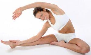 Упражнения для растягивания мышц