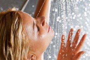 Водные процедуры после фитнеса
